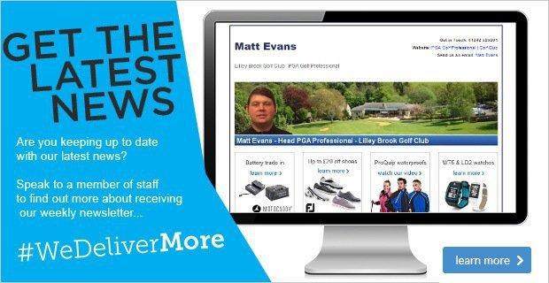 Matt Evans Newsletter banners